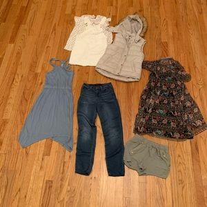 Girls size 10 bundle - 7 pieces
